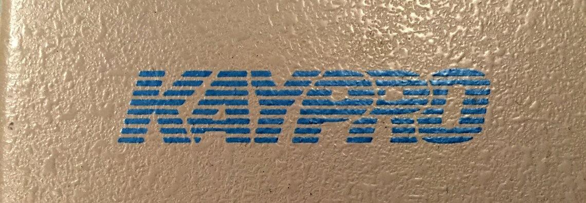 Kaypro Badge