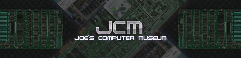 Joe's Computer Museum